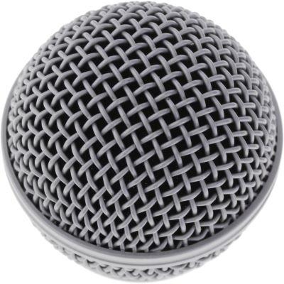 Ersatz Kopf aus Drahtgewebe für Mikrofone mit sphärischen Kopf